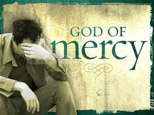 God of mercy