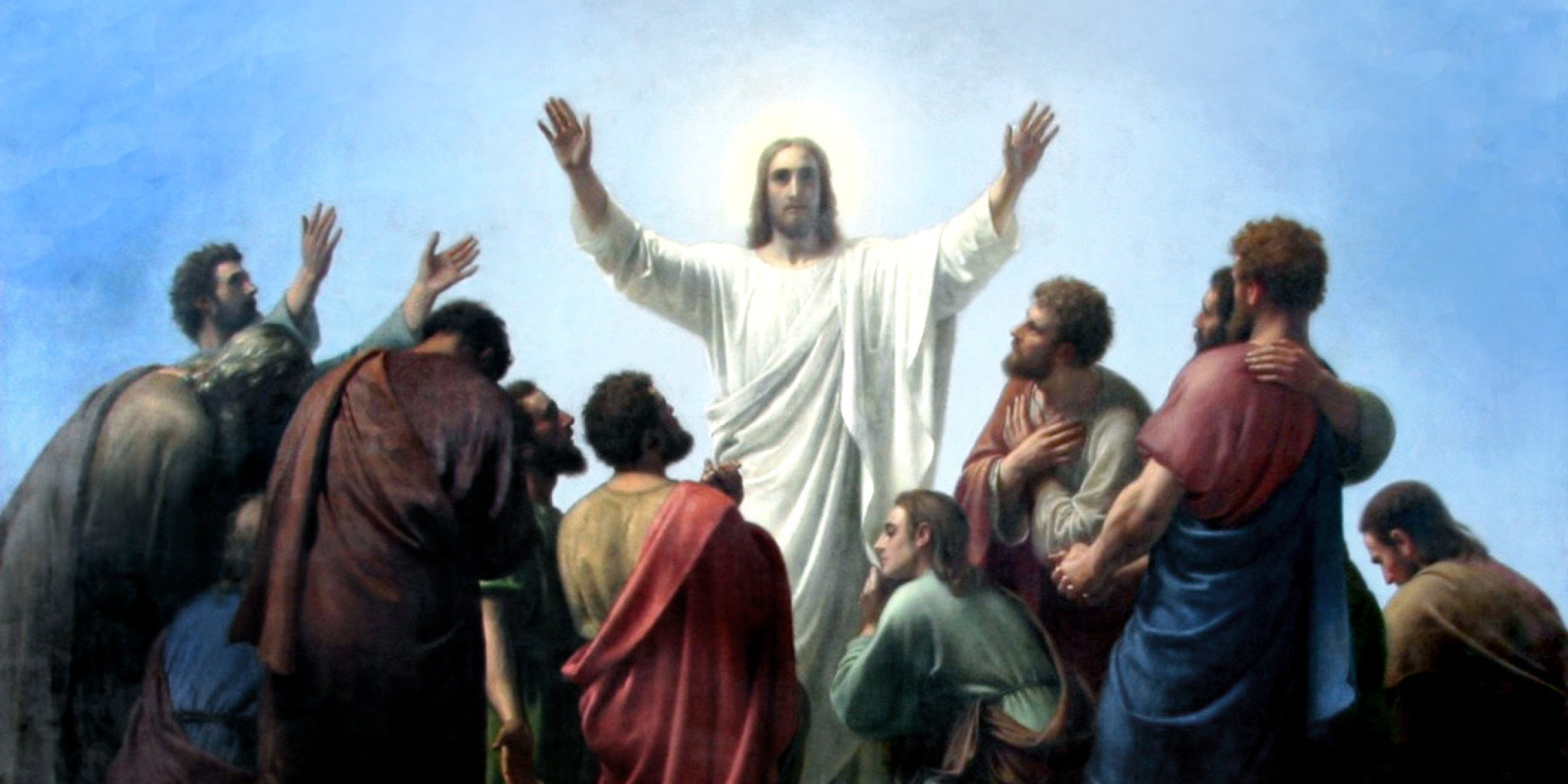 resurrection of Jesus before ascension