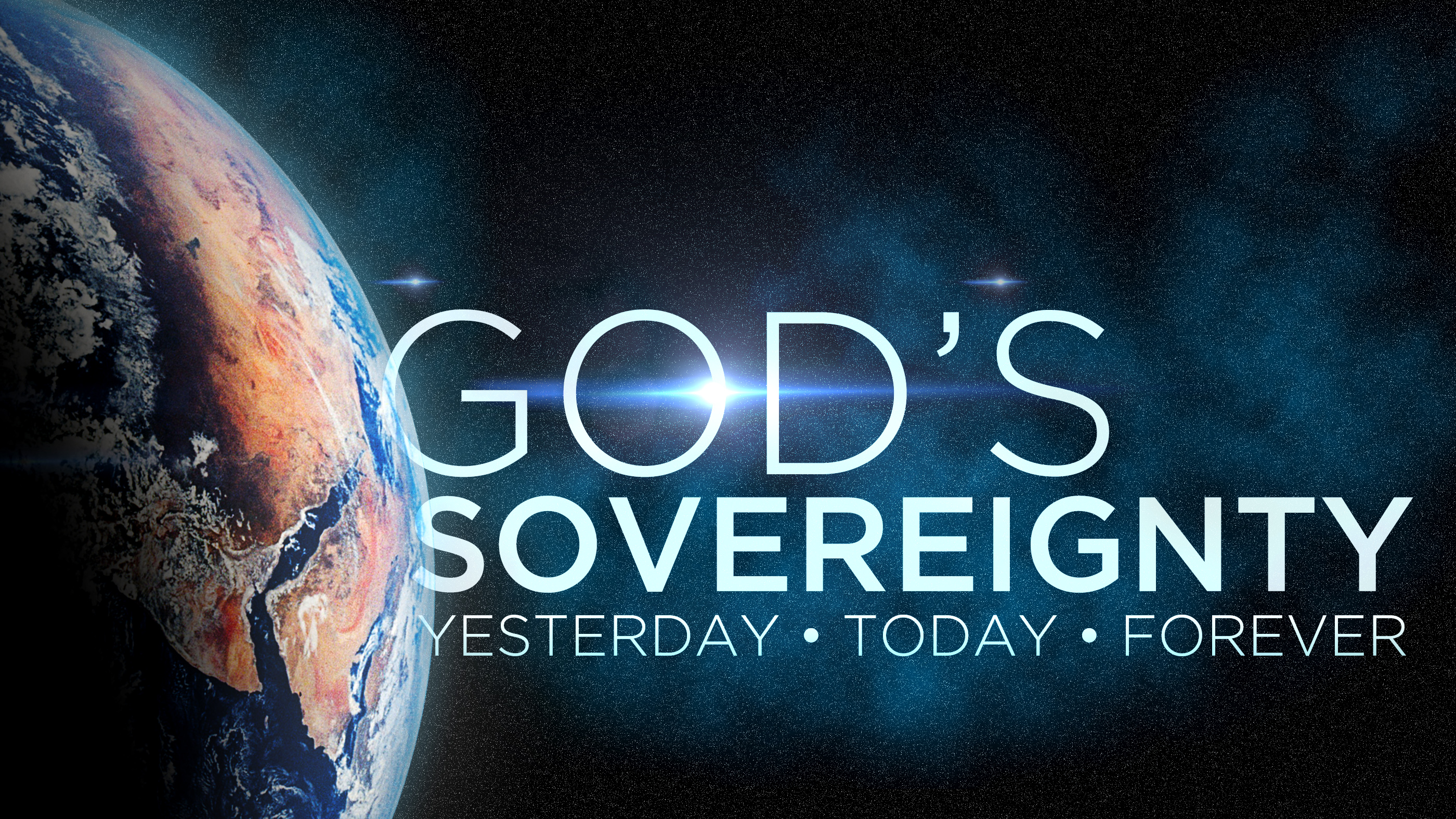 Gods Sovereignty